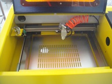 Newest CO2 laser engraving machine quality with all functions, cnc laser router hot sale! laser cnc router(China (Mainland))