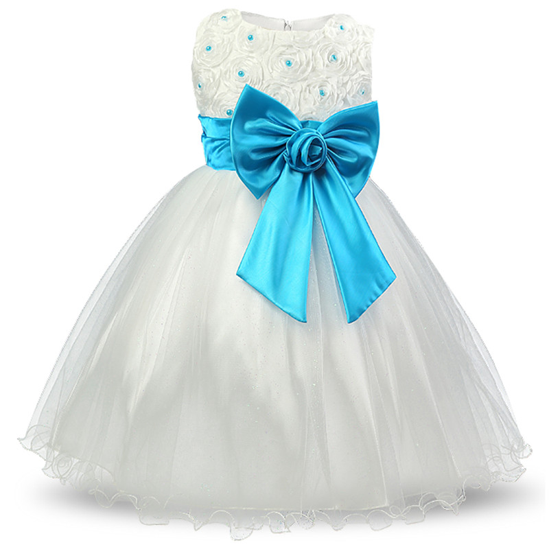 Christmas tutu dress for baby girl kids clothes fancy kids prom gown