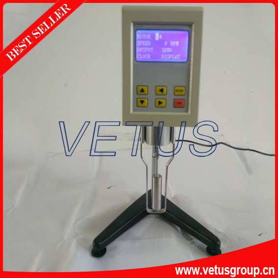 NDJ-9S 1# 2# 3# and 4# rotors rotational viscometer viscosity meter <br><br>Aliexpress