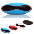 New Mini Football Speaker Portable Wireless Bluetooth Speaker Mic Super Bass Music Sound Box Support TF