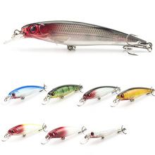Fishing Lure Minnow Lures Hard Bait Pesca Fishing Tackle isca artificial 11CM 13G Quality Hook Swimbait
