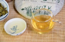 Yunnan arbor old tree menghai shen sheng raw puer tea for Health Skin gift 357g chinese