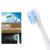 SEAGO Сроки Функция Батареи Ультразвуковой Электрическая Зубная Щетка для Взрослых Детей Детей Уход За Полостью Рта Массаж Зубной Щетки Глава 3