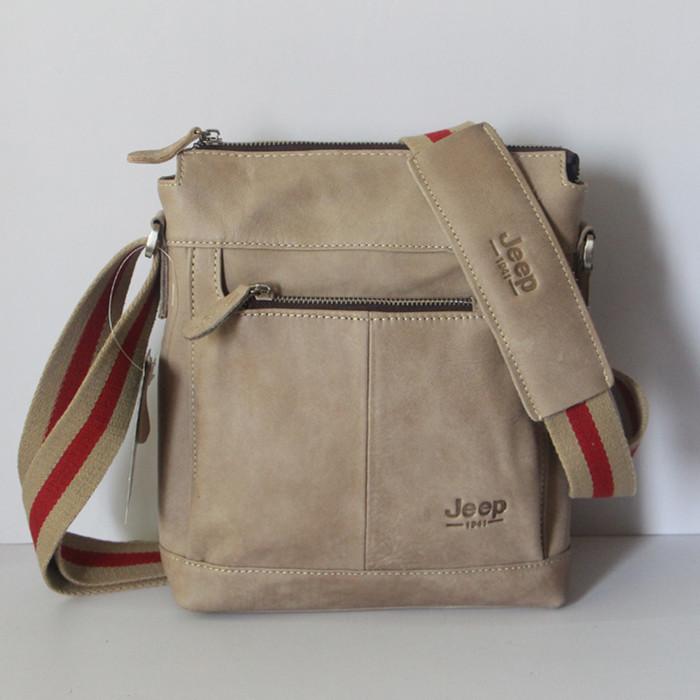 2015 NEW Vintage fashion men messenger bags genuine leather shoulder bag 100% real leather guarantee men bags(China (Mainland))