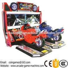 2016 New Coin Operated Amusement Equipment Simulator Moto Arcade Machine Motor Bike Racing Games(China (Mainland))