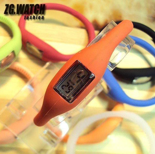 150pcs Free shipping ! ATM waterproof Silicone Watch/ Negative Ion sport watch/ wrist watch anion watch<br><br>Aliexpress