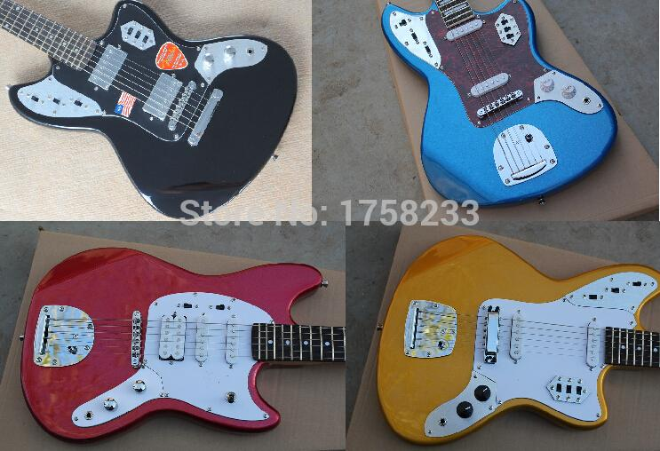 2019 NEW arrival + free shiping + factory + Namm guitar Show FD st Jaguar Vintage Special MG65-VSP 600 electric guitar Jaguar(China (Mainland))
