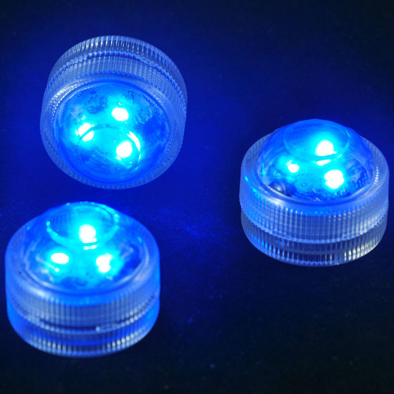 submersible led tea floralytes light with remote C