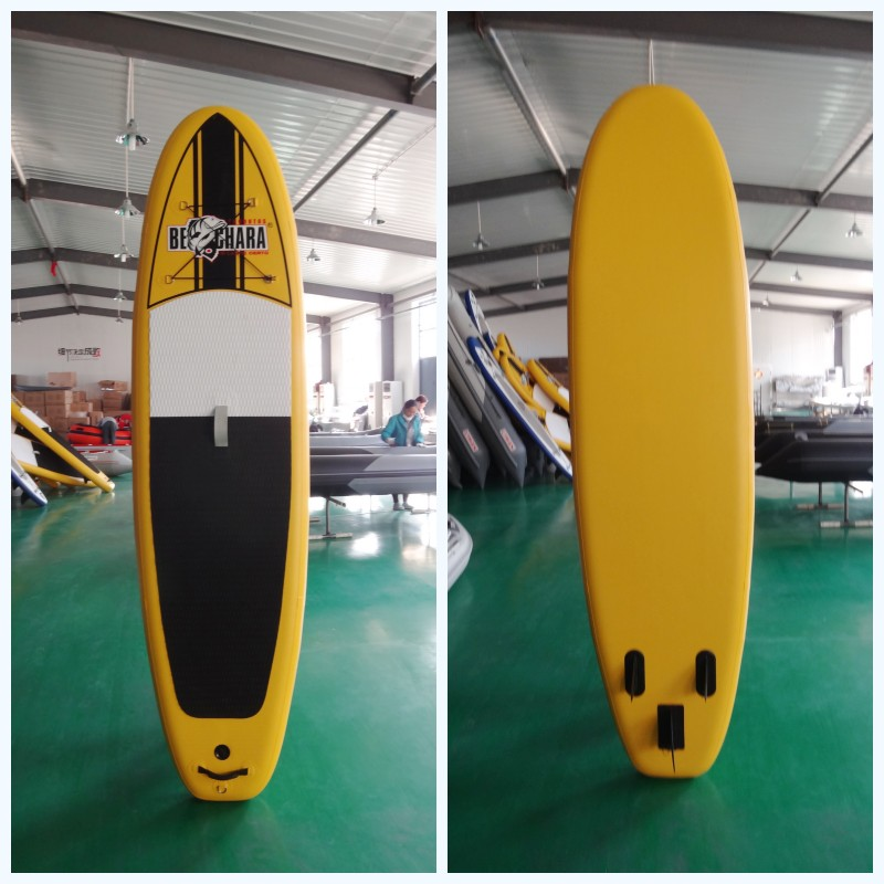 Inflatable stand up paddle board Paddleboards with all standard accessories(China (Mainland))