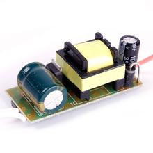 Neue 4-7 watt Led-treiber Licht Lampe Stromversorgung AC 85-265 V 200ma #68441(China (Mainland))
