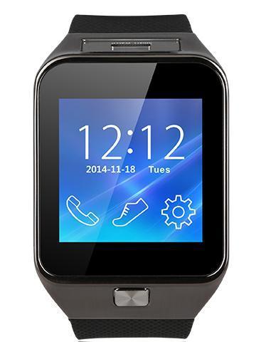 2015 original wholesale a115-m wifi bluetooth wifi waterproof shockproof smart intelligence watch phones a115-d mobile phone(China (Mainland))