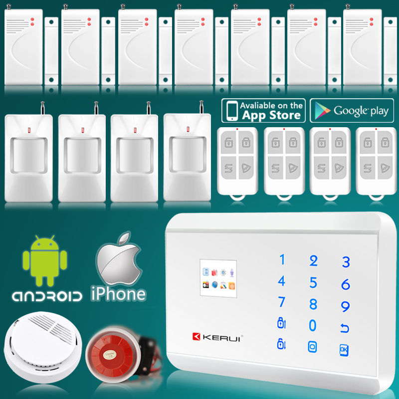 Burglar Alarm: Wired Burglar Alarm Systems