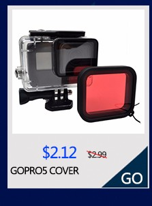 Gopro Accessories Aluminium Protective Frame Housing Case Shell Mount Adapter for Go pro Hero4 Hero 4 Session Cam Action Camera