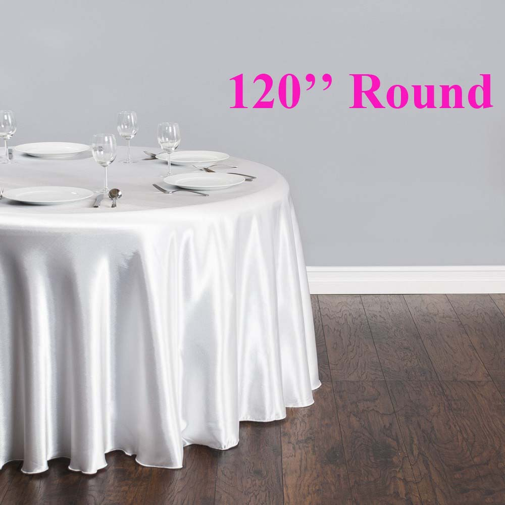 Buy free shipping 10pcs cheap white 120 for Buy round table