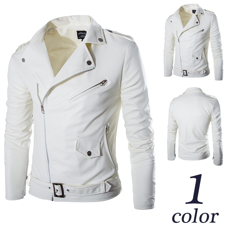 High Quality Leather Jackets White-Buy Cheap Leather Jackets White