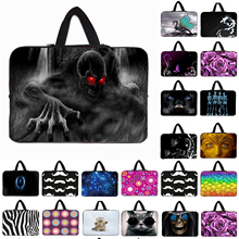 Buy Boys Girls Computer Accessories New 17 15 14 13 12 11.6 10 7 inch Laptop Sleeve Bag Notebook Handle Cases Cover Pouch Hot for $6.70 in AliExpress store
