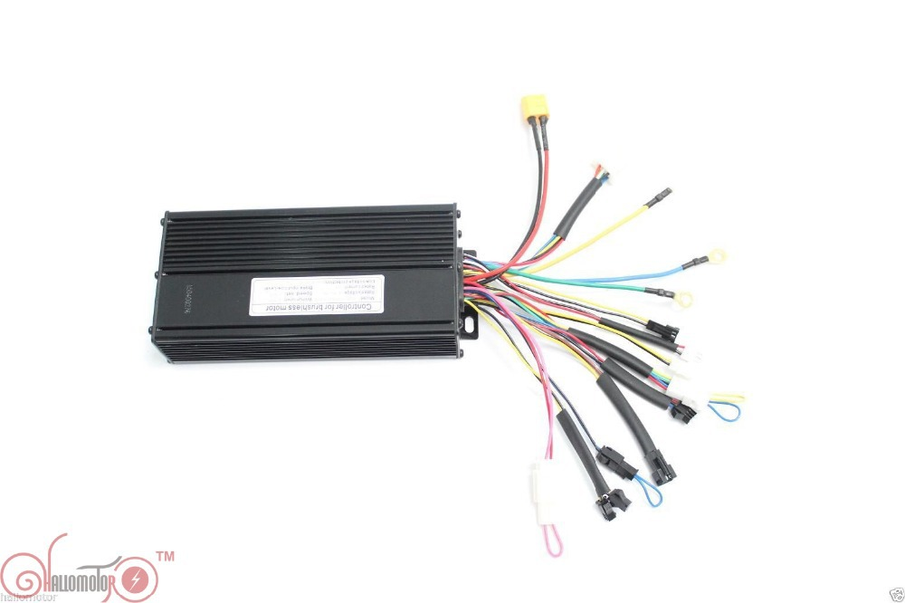 2015 Free Shipping 48V 1500W Regenerative Function Controller Brushless DC Sine Wave<br><br>Aliexpress