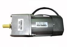 Buy AC 220V 120W Single phase regulated speed motor gearbox. AC gear motor, for $72.60 in AliExpress store