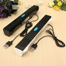 New Arrived High Quality Portable USB Mini Speaker Music Player For Computer Desktop PC Laptop Notebook Hot Sale For Gift