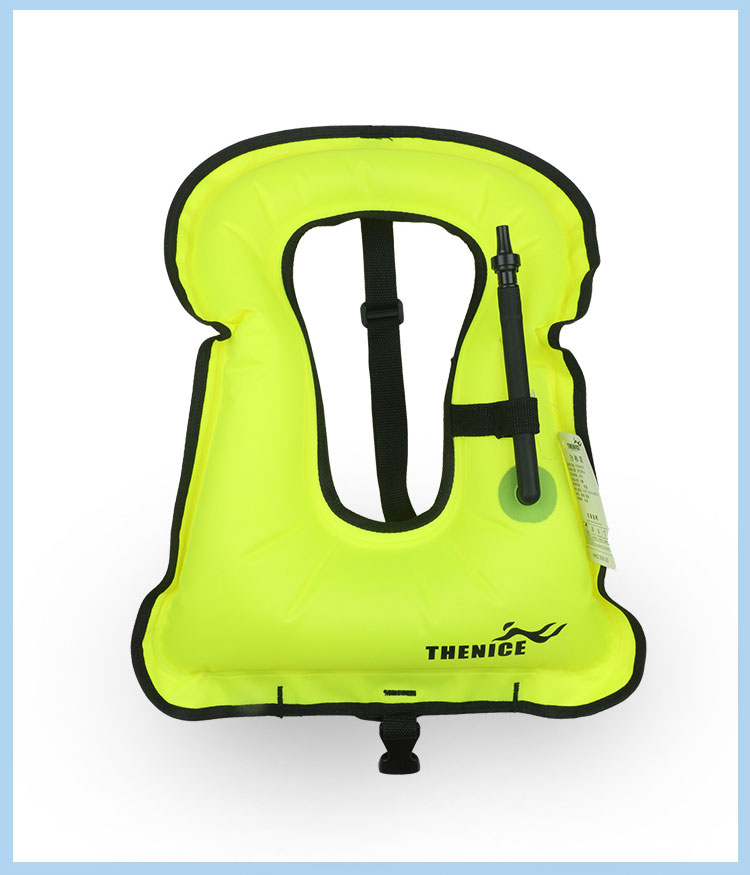 2016 New Arrival Real Women Imming Vest Portable Inflatable Life Jacket Super Light Buoyancy Float Ring Snorkeling Equipment(China (Mainland))