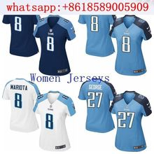 100% stitiched,Tennessee Titans,Delanie Walker,DeMarco Murray,Eddie George,Kendall Wright,Marcus Mariota,for women's,camouflage(China (Mainland))