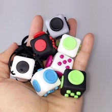 Buy 2017 New Style Squeeze Fun Stress Reliever Fidget Cube Relieves Anxiety Stress Toys Fidget Cube 11 Style A6 for $1.21 in AliExpress store