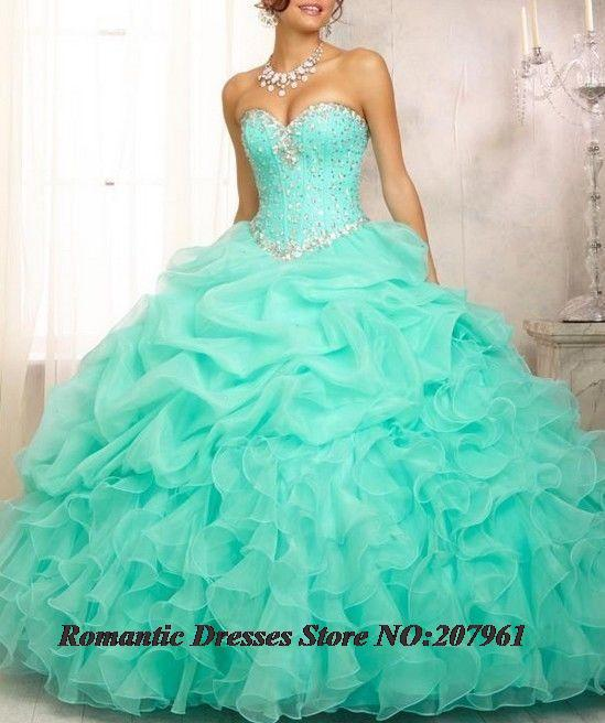 aliexpresscom buy in stock 2015 organza ruffled lime