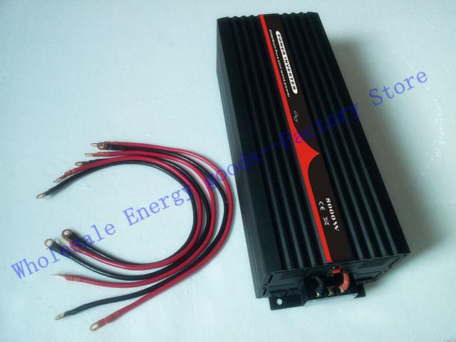 8000w(Max 16000watt) DC48V AC220V inverter /invertor/inversor CE&ROHS Approved ((CTP-8000W)