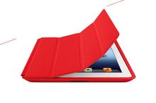 smart cover for iPad 2 iPad 3 iPad 4 case Microfiber Smart Case Original 1:1 Design Cover capa fundas For apple iPad 3 4 2 cases(China (Mainland))
