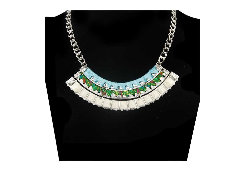 Ethnic Female Fashion Jewelry Exquisite Collars Chain Necklace Choker Vintage Creative Pendent Fashion Chain Accessories Jewelry