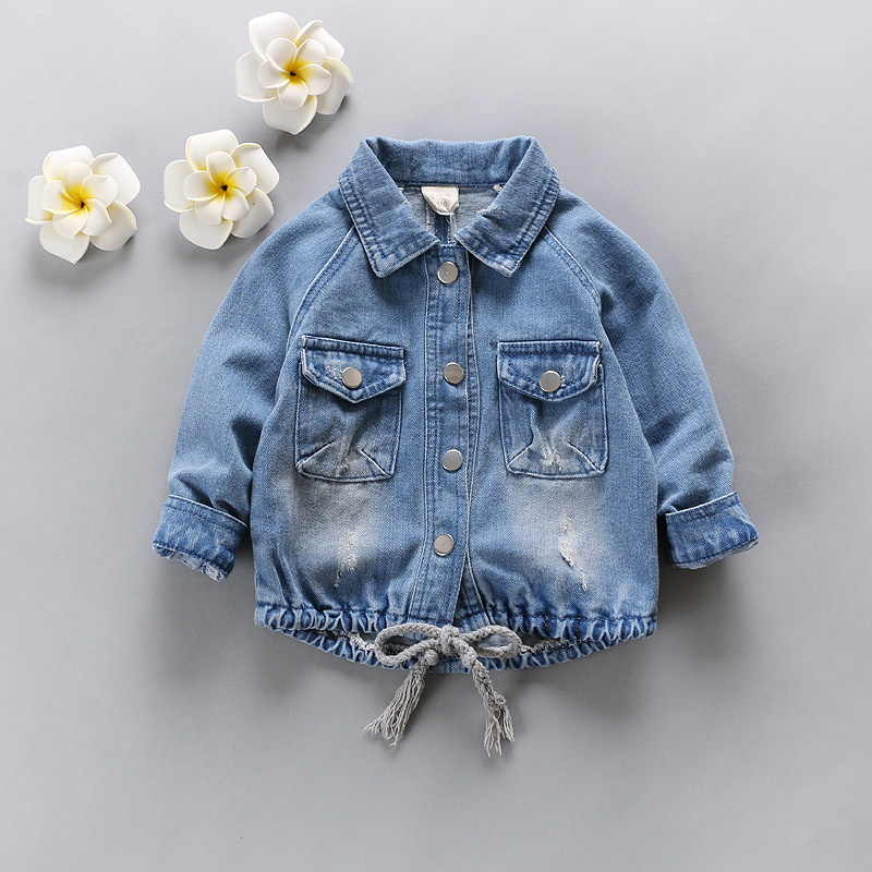 Джинсовая Куртка На Малыша Купить