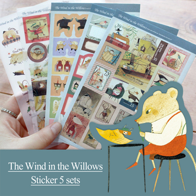 5 Cute Sheets/bag Fairy Versatile Decorative Stickers DIY For Phone Scrapbook Calendar Notebook Label Tag Decoration<br><br>Aliexpress