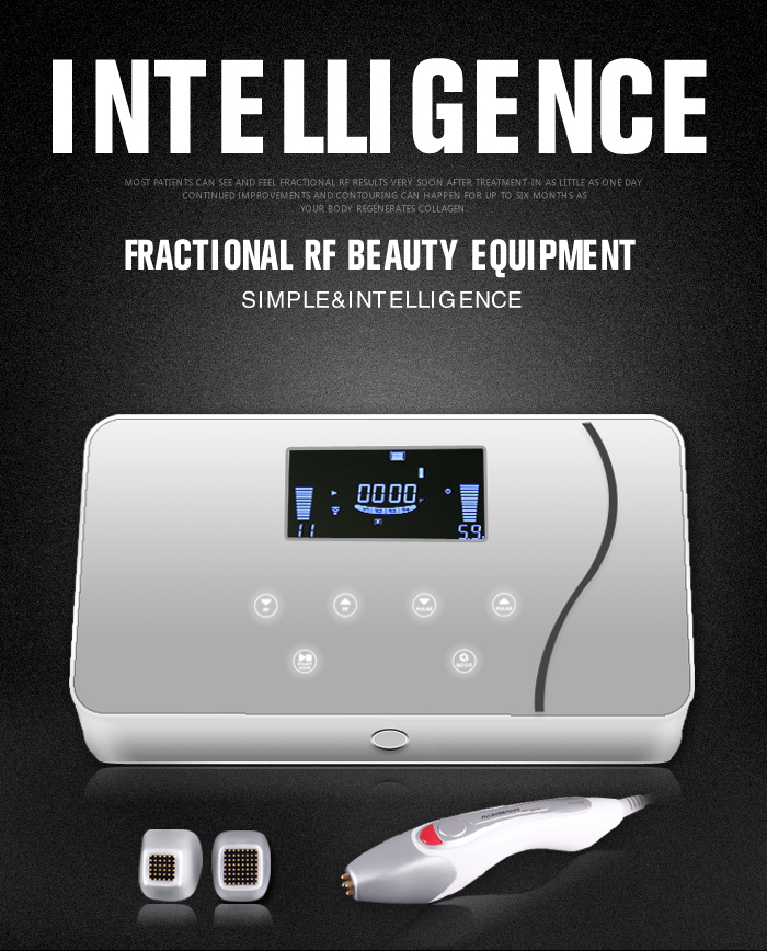 Dot Matrix RF Thermage Fractional Facial Radio Frequency Skin Tightening Wrinkle Removal Face Lifting Body Care Beauty Equipment(China (Mainland))