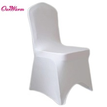 50pcs/lot Spandex Stretch Chair Cover for Wedding Party Banquet Chair Decoration Supply Wholesales(China (Mainland))