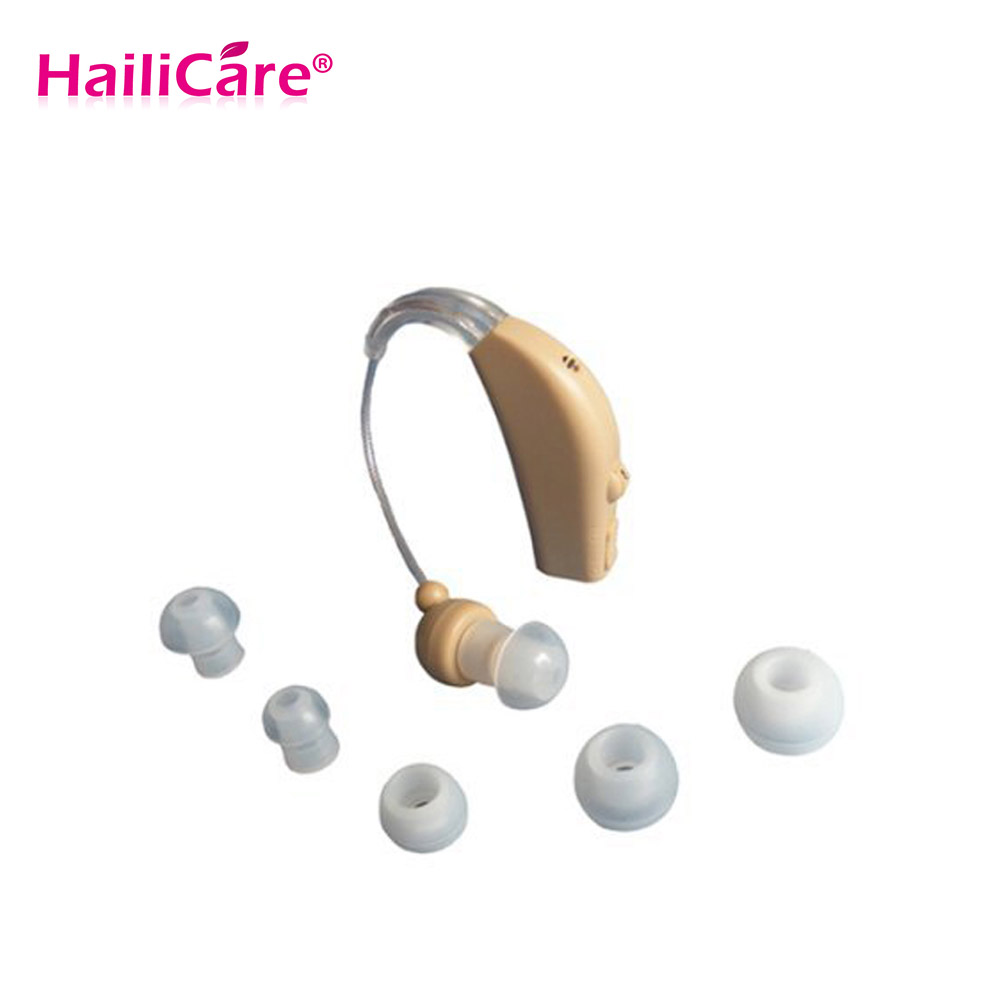 Rechargeable Ear Hearing Aid Device Mini Sordos Ear Amplifier Digital Hearing Aids In The Ear For Elderly Aparelho Auditivo Care