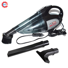ETF 6133 Car Vacuum Cleaner with Car Charger Cable 4 Meters Two Suctions Car Dusty Collector Double Filter(China (Mainland))