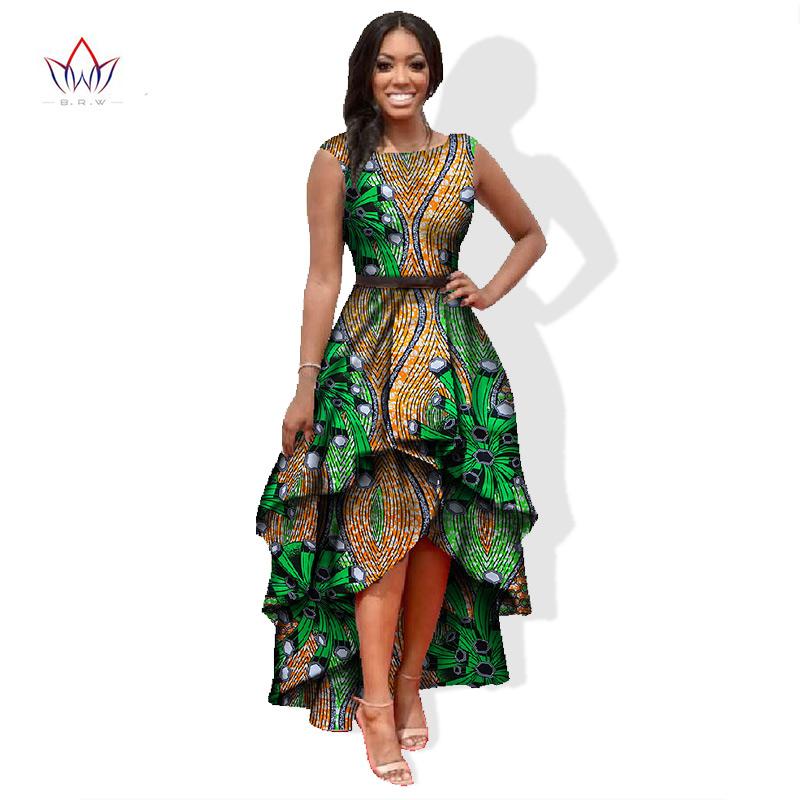 2016 long dessses women fashion dress maxi brand african