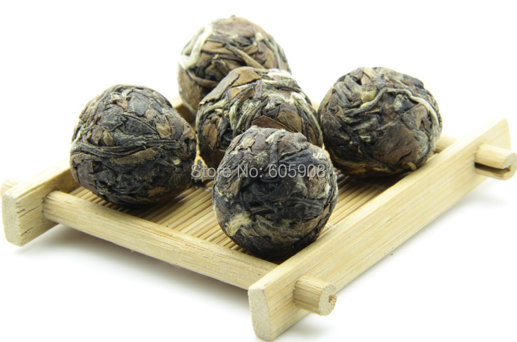 Гаджет  100g Supreme Fuding Aged Dragon Ball White Tea Extract None Еда