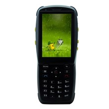 Buy Original 1D Laser Barcode Handheld Scanner Bluetooth Android Rugged mobile Data Terminal PDA NFC 3G Data Collector 1 SIM Card 2D for $328.00 in AliExpress store