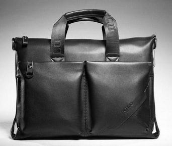 Free Shipping men's briefcase leather shoulderbag messenger bag business bag cross style men's leather bag(China (Mainland))
