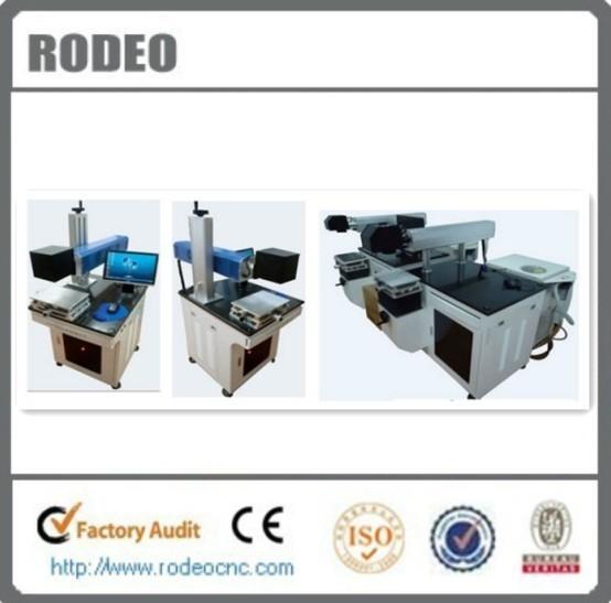 10W 20W 30W Fiber Laser Marking Machine Metal Plastic/fiber laser marking machine - Jinan RODEO CNC Machinery Co., Ltd. store