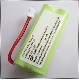 HOT NEW GP V30145-K1310-X359 (TWO 7 battery pack.)cordless phone battery 2.4 V 700 mah phone batteries with plug(China (Mainland))