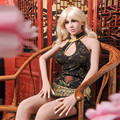 165cm Cathy Perfect Lover Big Tits Lifelike Real Silicone Sex Doll Charming Big Breast Ass Sex