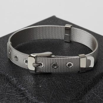 Бижутерии мужские ювелирные изделия 316L нержавеющая сталь браслет и браслеты Pulseira ...