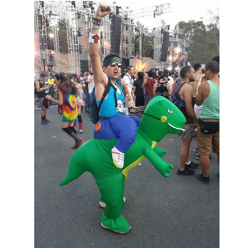 Aliexpress.com : Buy Inflatable dinosaur costume Halloween ...