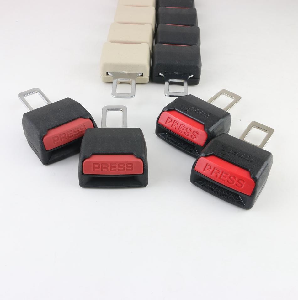 wholesale universal car seat belt buckle extender extension seatbelt safe clip interior. Black Bedroom Furniture Sets. Home Design Ideas
