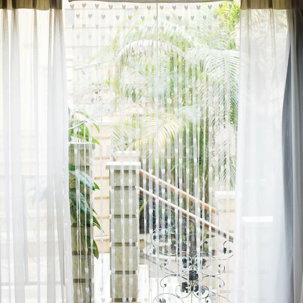 28 hanging door curtain string tassel panel curtain room di