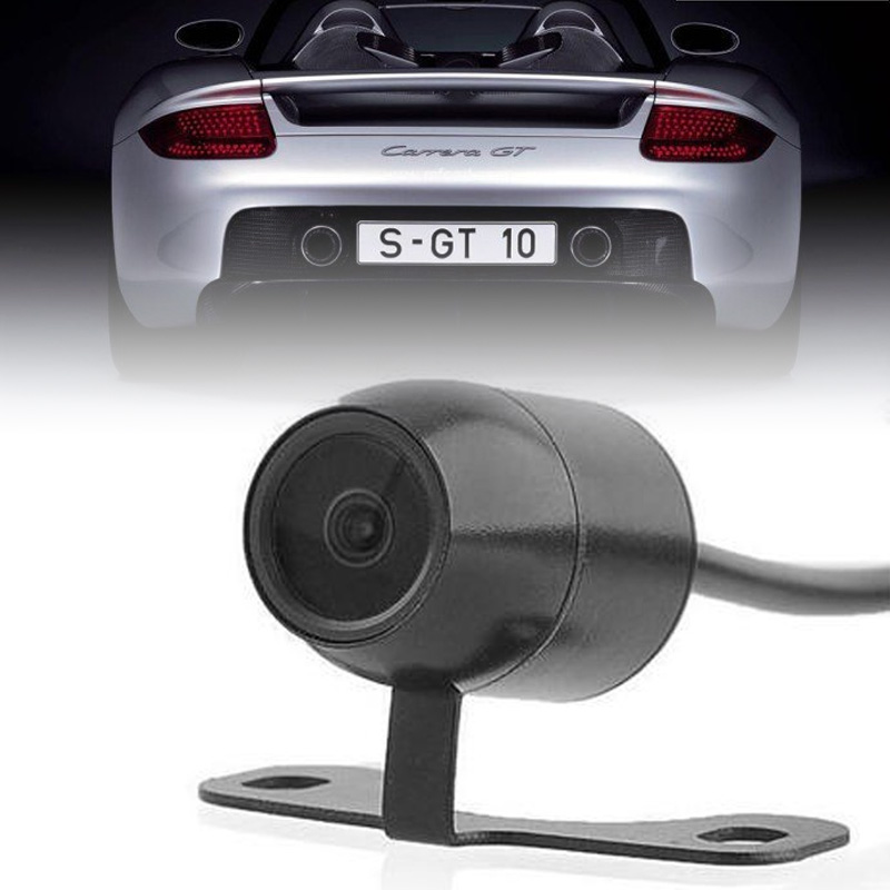 CCD HD Car Rear View Camera Parking Aid for Universal Parking Camera Rear View Camera Waterproof()