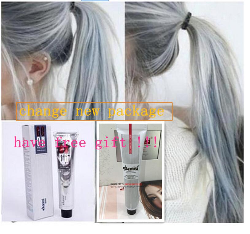 100ml Danesi Goon Color Hair Cream Light Grey Color