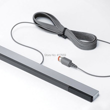 New Wired Infrared IR Signal Ray Sensor Bar/Receiver for Nintendo for Wii Remote